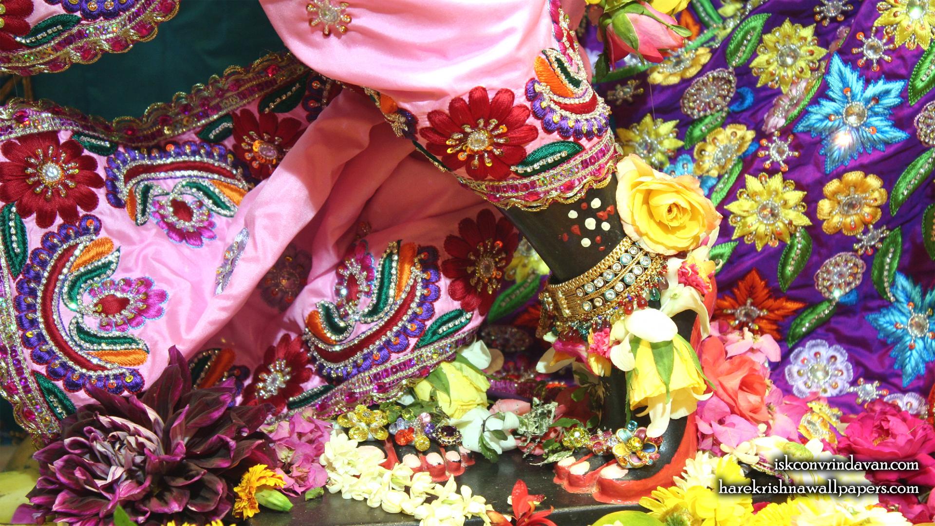 Sri Shyamsundar Feet Wallpaper (002) Size 1920x1080 Download