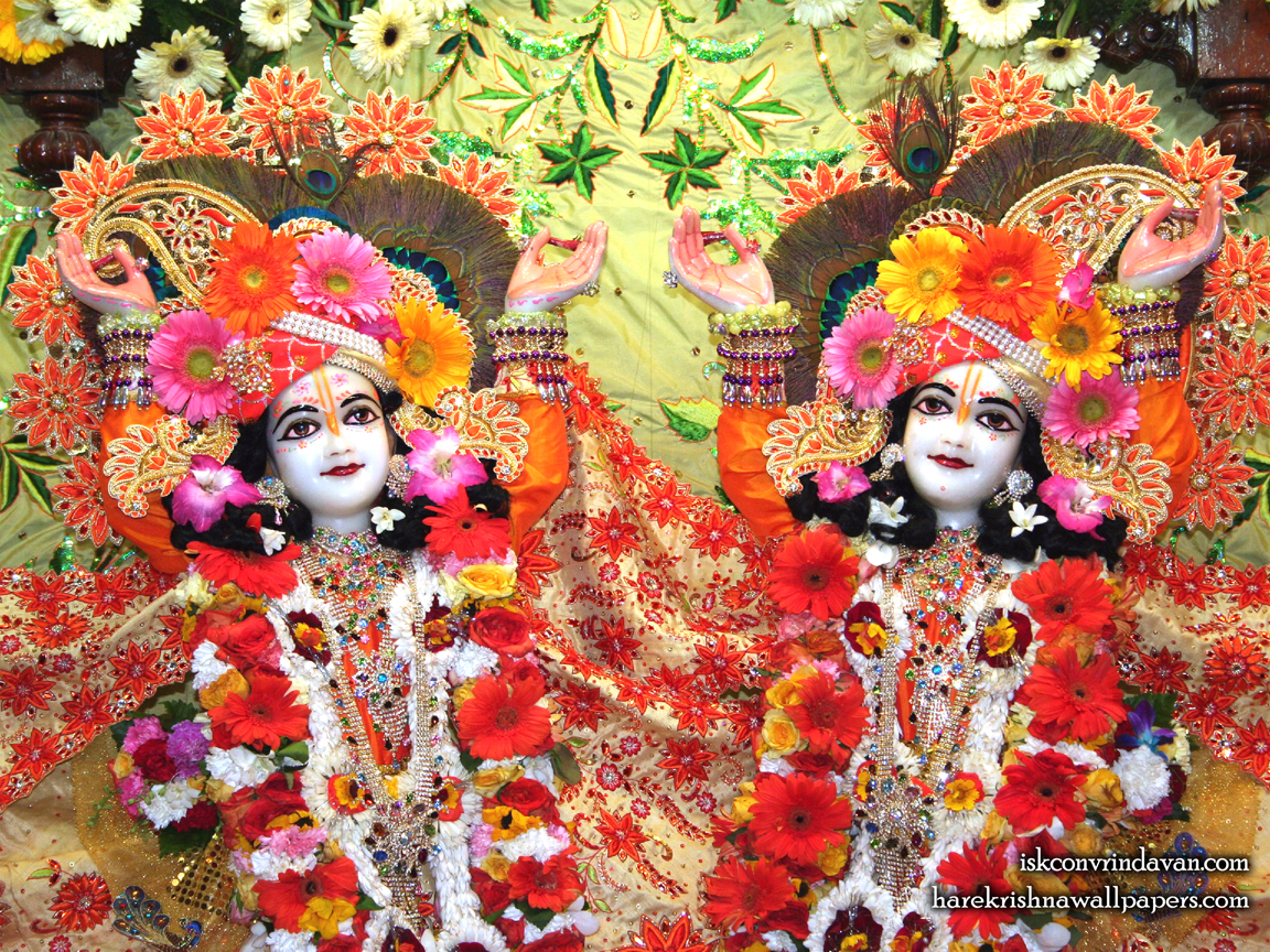 Sri Sri Gaura Nitai Close up Wallpaper (002) Size 1152x864 Download