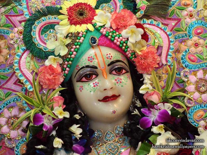Sri Balaram Close up Wallpaper (003)