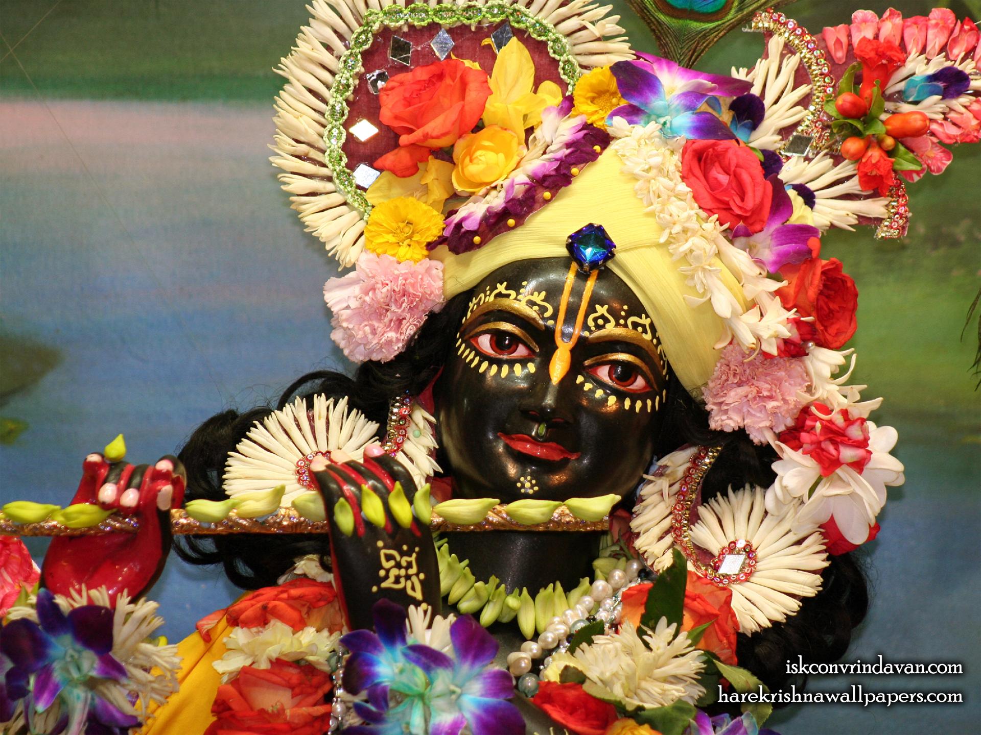 Sri Shyamsundar Close up Wallpaper (003) Size 1920x1440 Download
