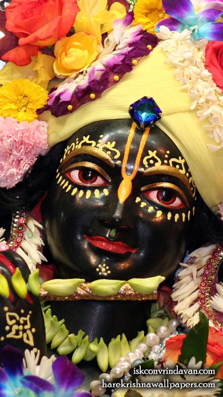 Sri Shyamsundar Close up Wallpaper (003) Size 450x800 Download