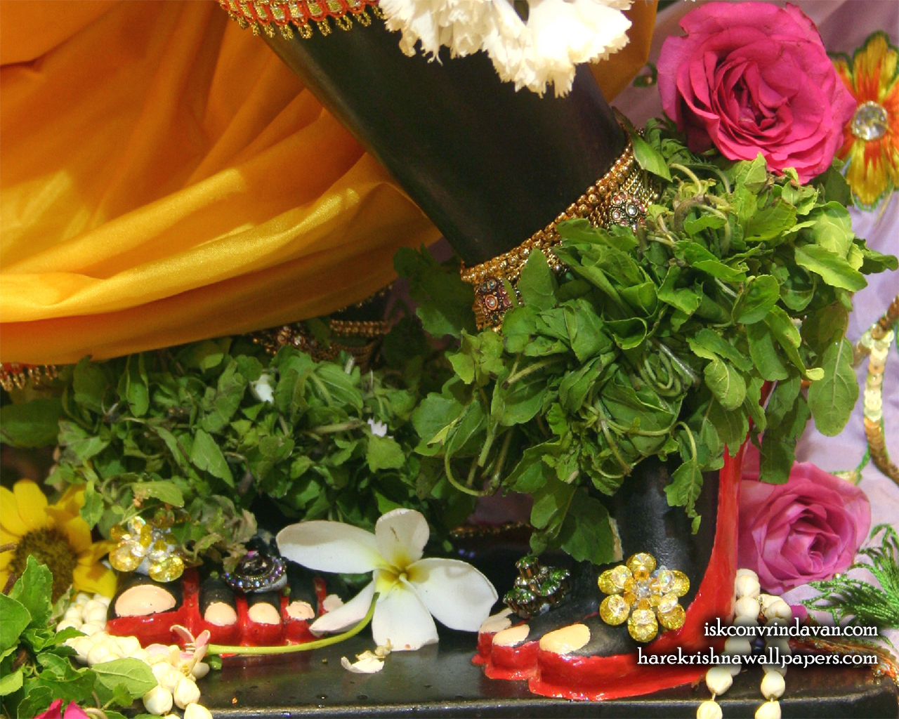 Sri Shyamsundar Feet Wallpaper (003) Size 1280x1024 Download