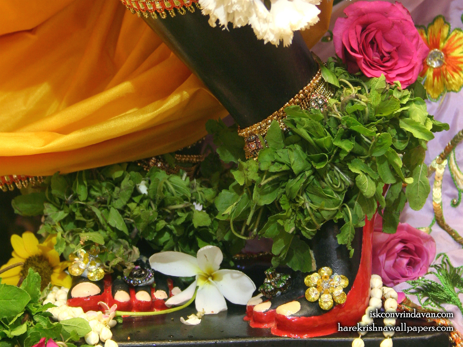 Sri Shyamsundar Feet Wallpaper (003) Size1600x1200 Download
