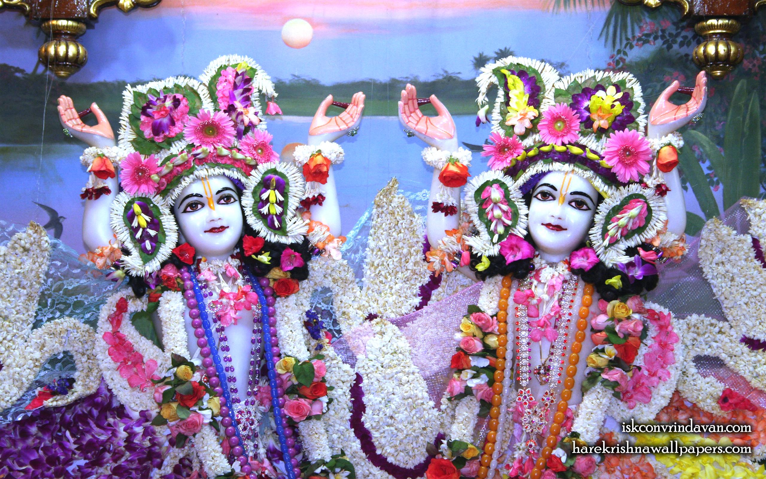 Sri Sri Gaura Nitai Close up Wallpaper (003) Size 2560x1600 Download
