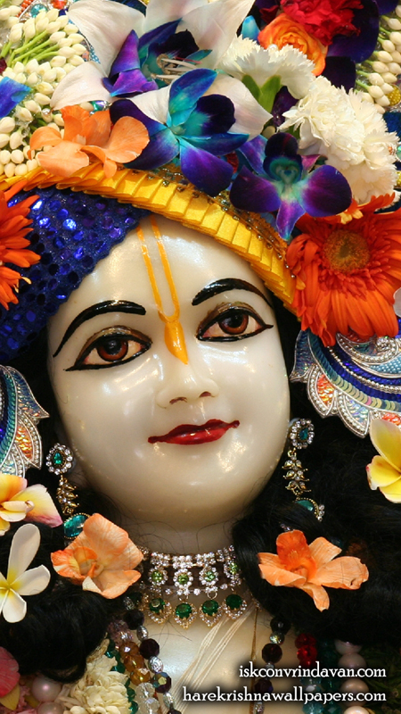 Sri Nitai Close up Wallpaper (004) Size 450x800 Download