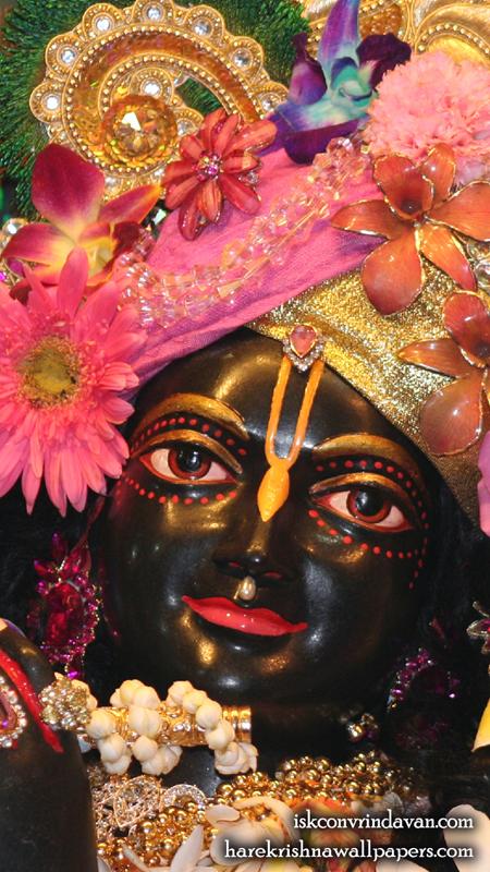Sri Shyamsundar Close up Wallpaper (004) Size 450x800 Download