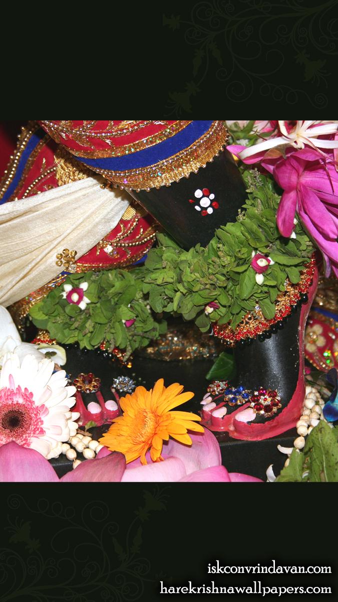 Sri Shyamsundar Feet Wallpaper (004) Size 675x1200 Download