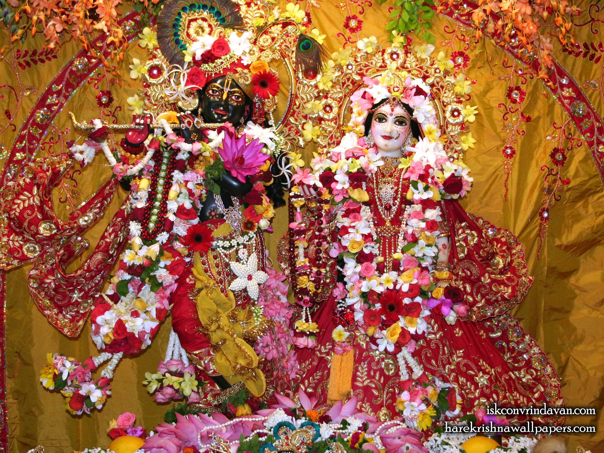 Sri Sri Radha Shyamsundar Wallpaper (004) Size 1920x1440 Download