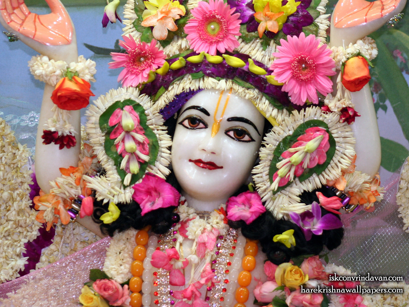 Sri Gaura Close up Wallpaper (005) Size 1400x1050 Download