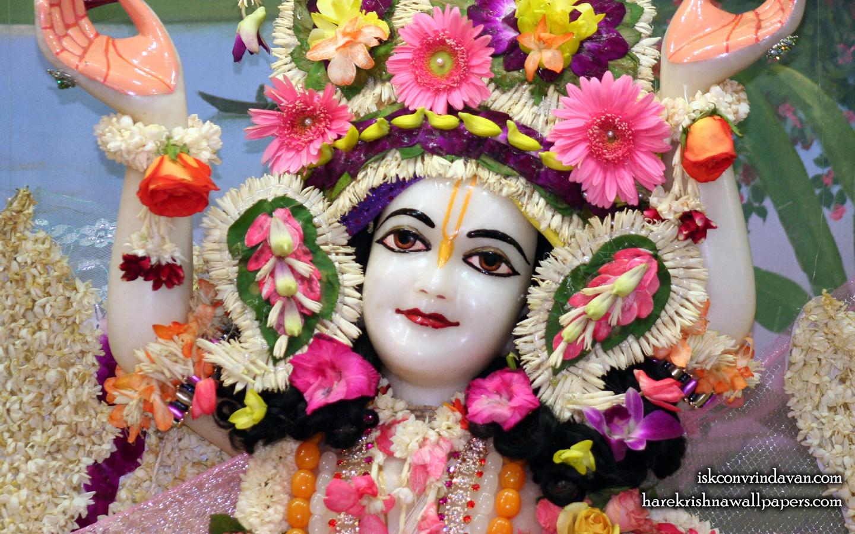 Sri Gaura Close up Wallpaper (005) Size 1440x900 Download