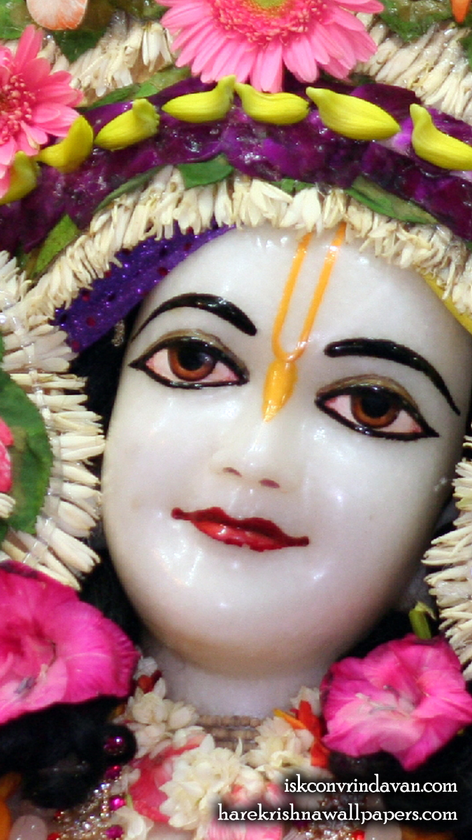 Sri Gaura Close up Wallpaper (005) Size 675x1200 Download