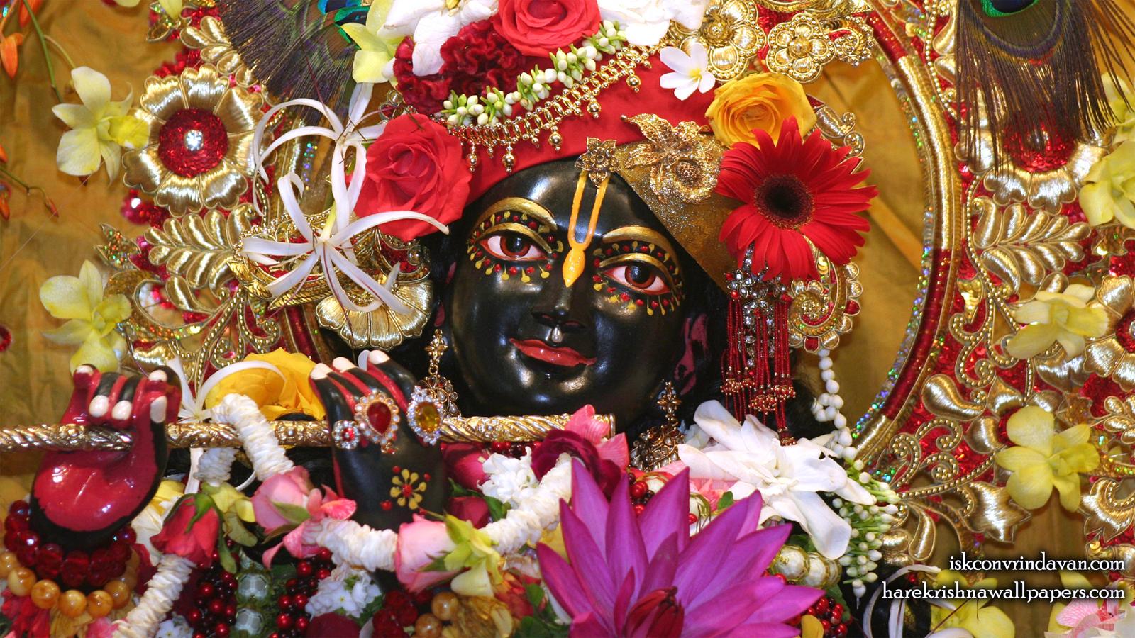 Sri Shyamsundar Close up Wallpaper (005) Size 1600x900 Download