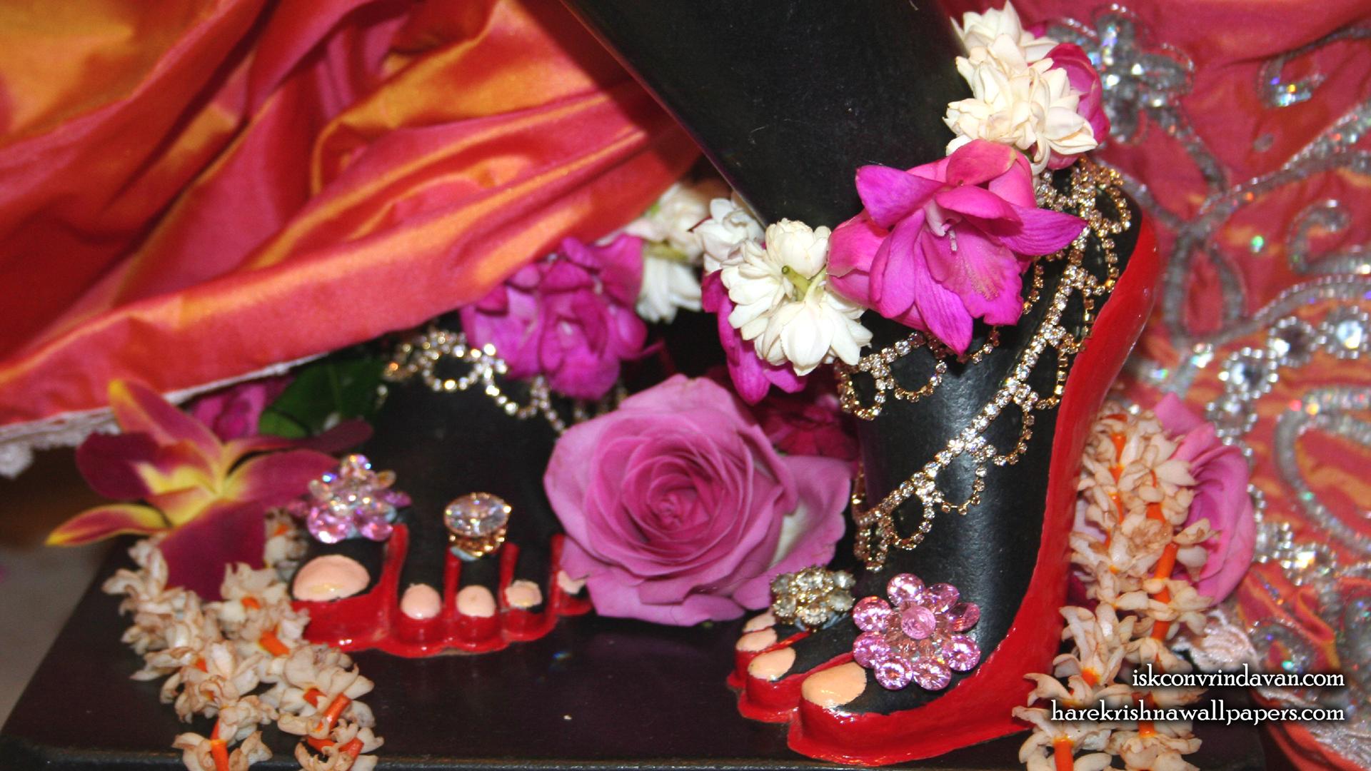 Sri Shyamsundar Feet Wallpaper (005) Size 1920x1080 Download