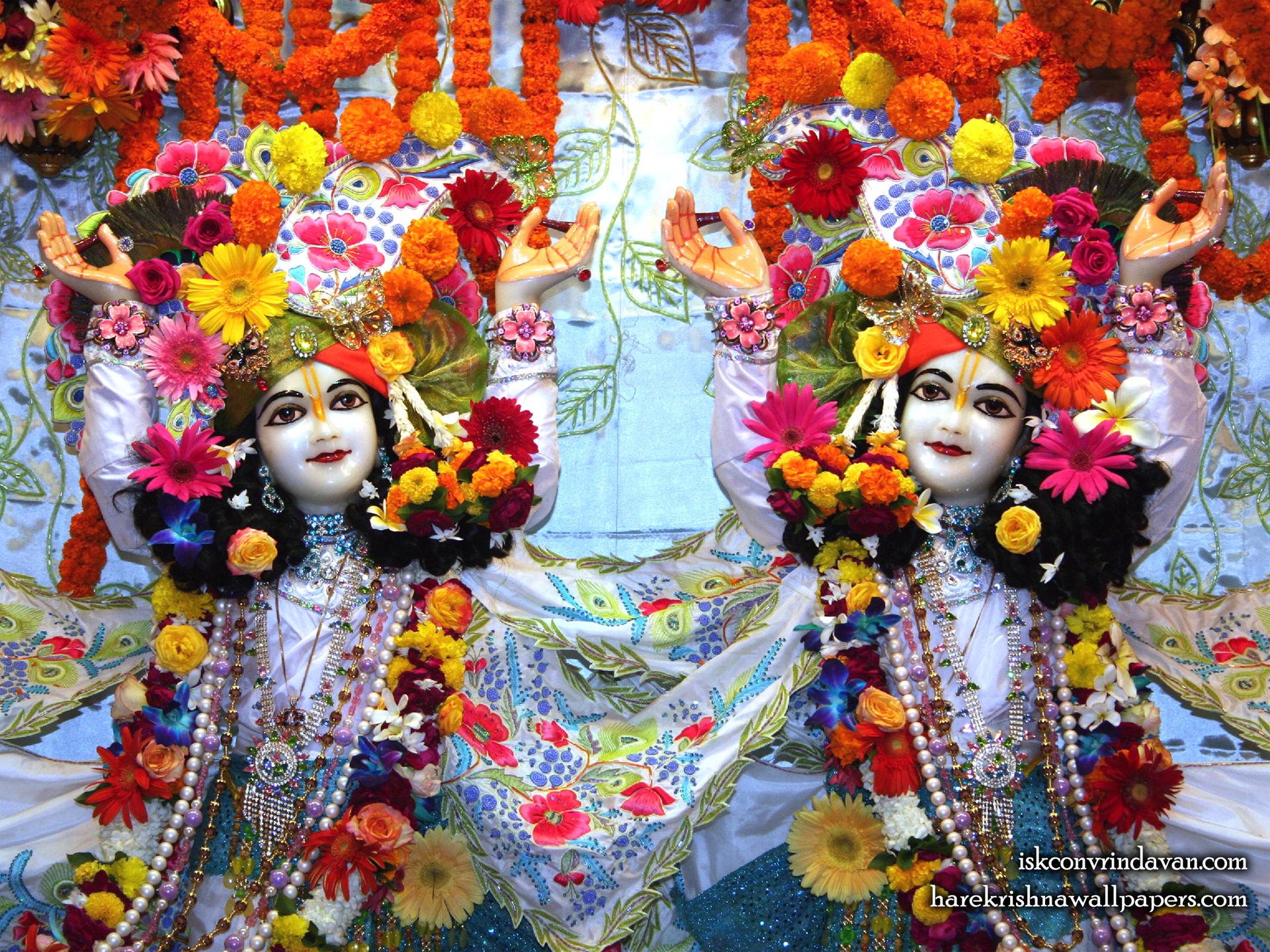 Sri Sri Gaura Nitai Close up Wallpaper (005) Size 1920x1440 Download