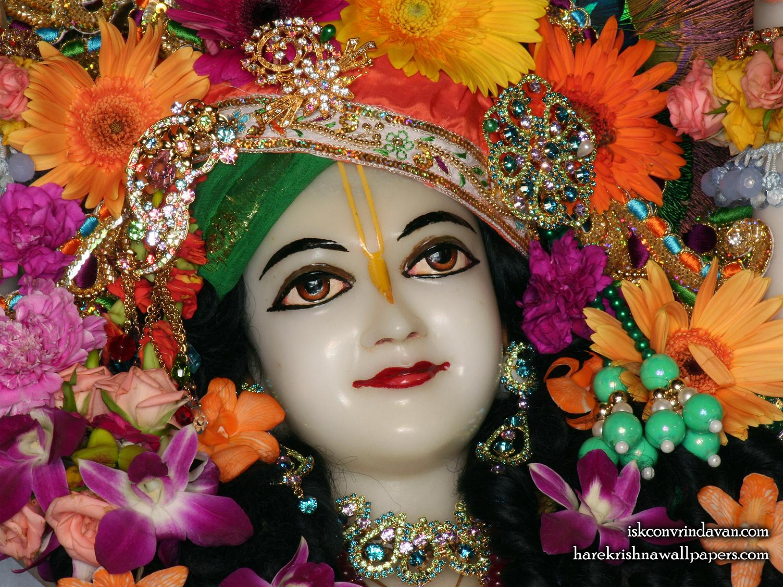Sri Nitai Close up Wallpaper (006) Size1600x1200 Download