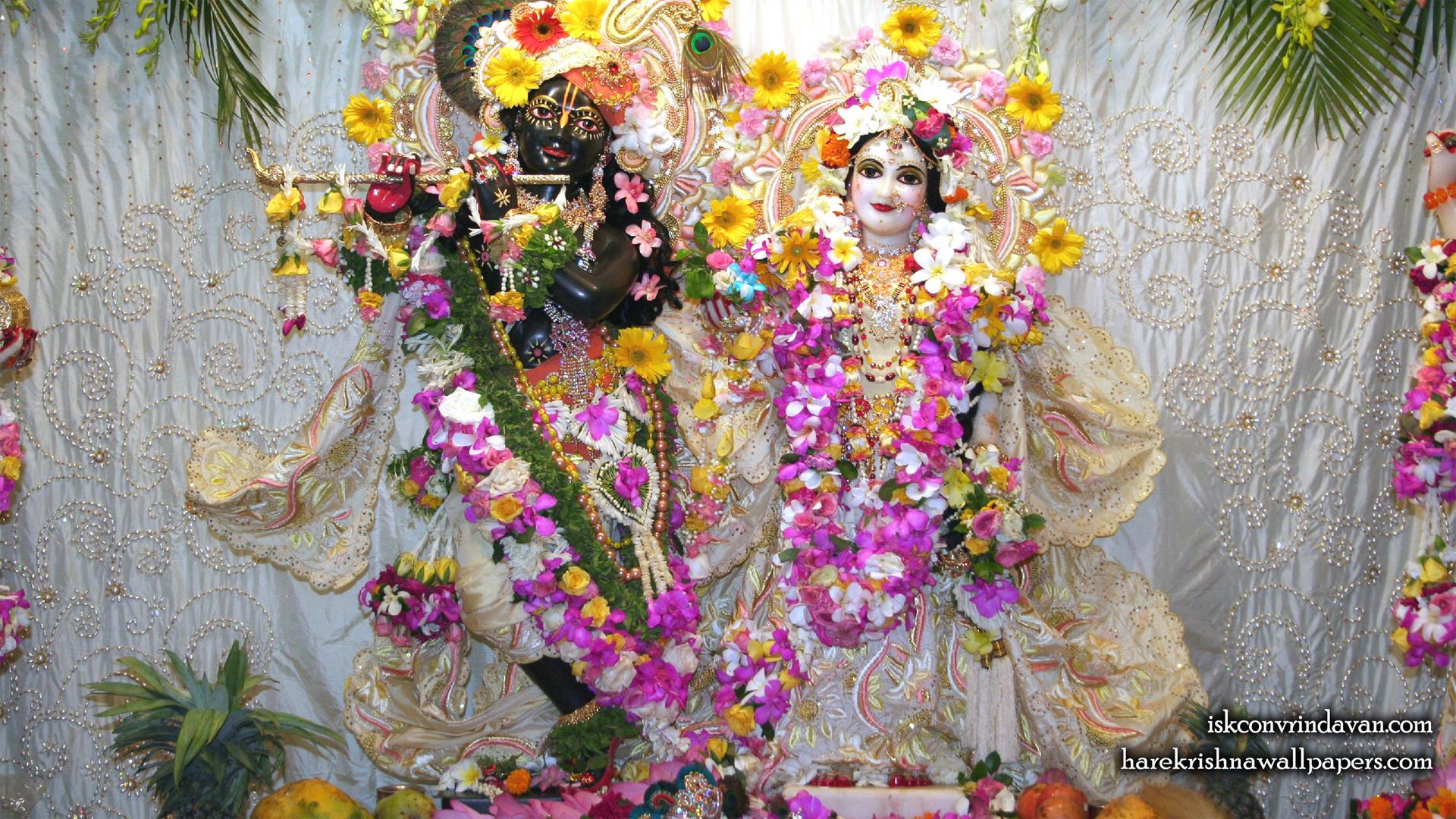 Sri Sri Radha Shyamsundar Wallpaper (006) Size 1920x1080 Download