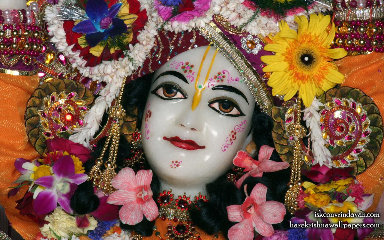 Sri Gaura Close up Wallpaper (007) Size 1280x800 Download