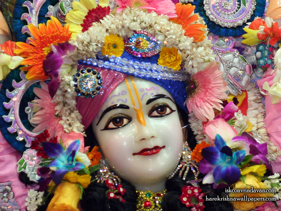 Sri Nitai Close up Wallpaper (007) Size 1152x864 Download