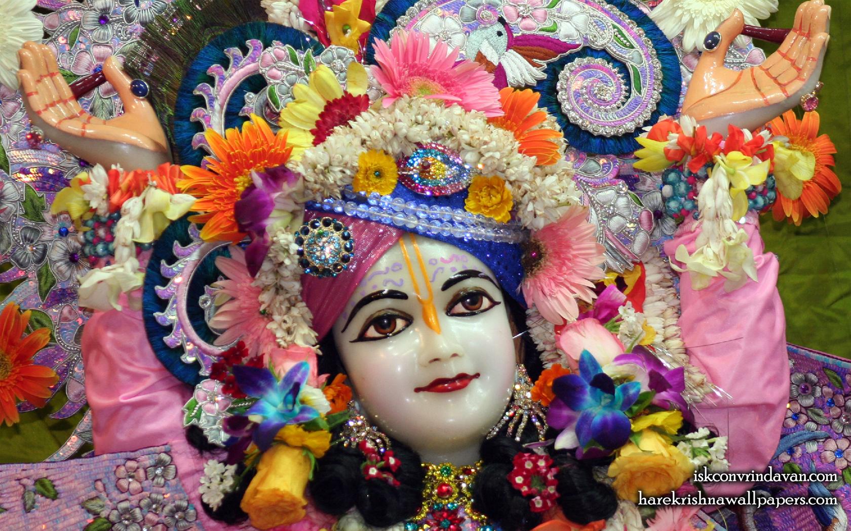 Sri Nitai Close up Wallpaper (007) Size 1680x1050 Download