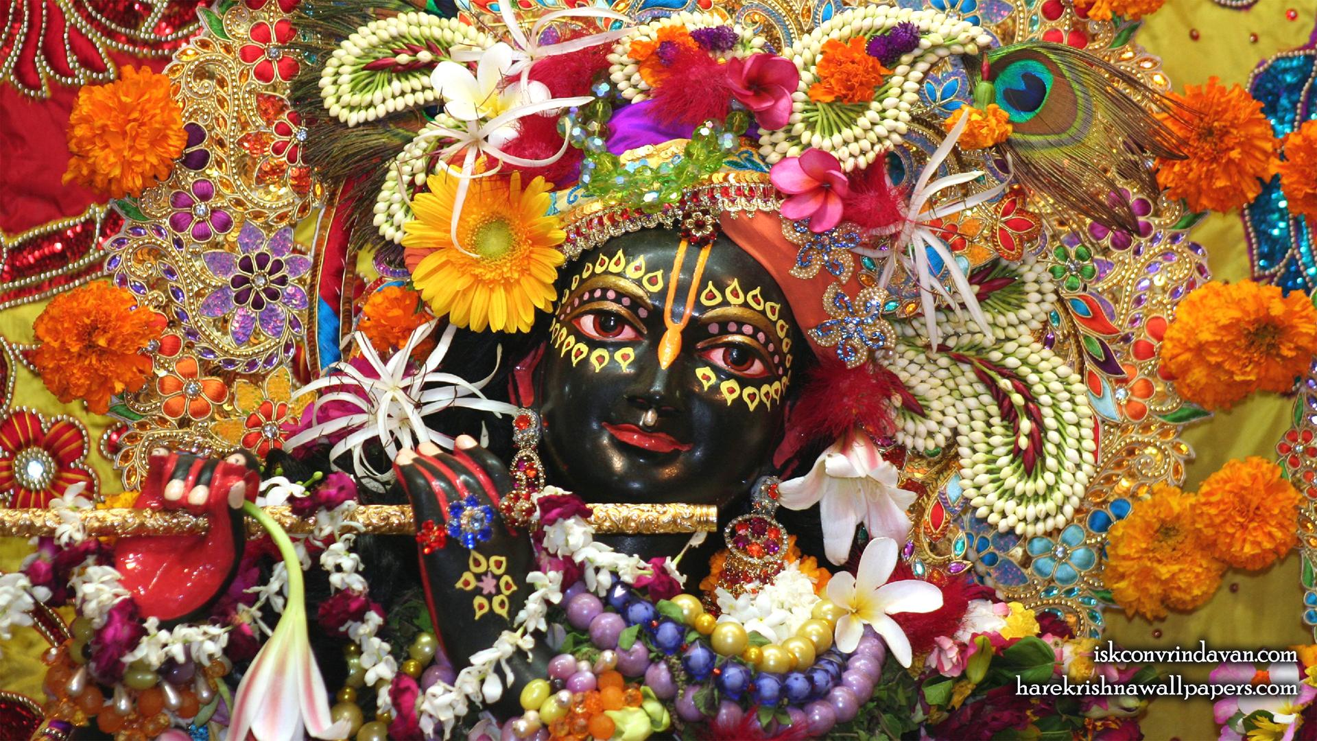 Sri Shyamsundar Close up Wallpaper (007) Size 1920x1080 Download