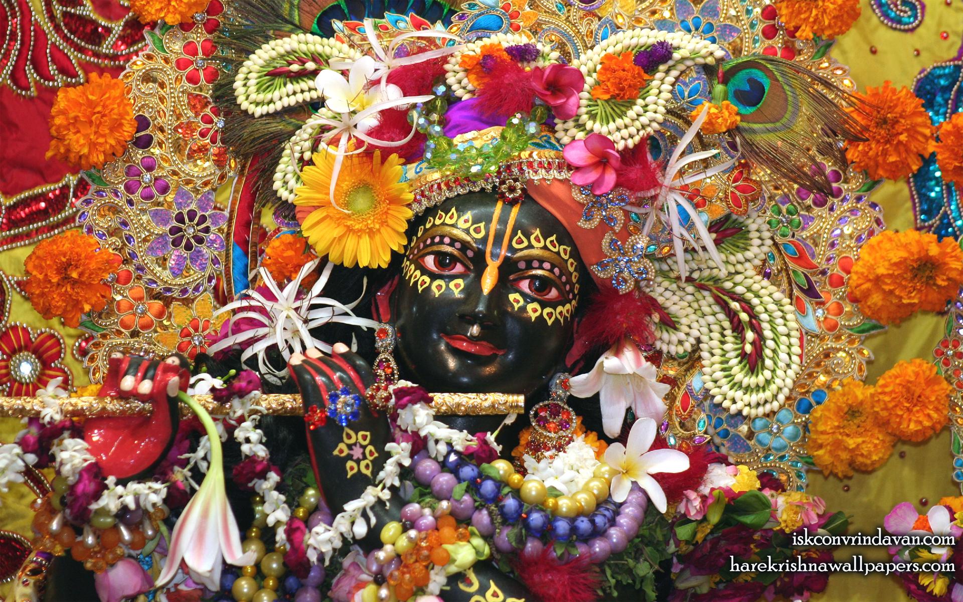 Sri Shyamsundar Close up Wallpaper (007) Size 1920x1200 Download