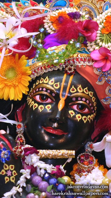 Sri Shyamsundar Close up Wallpaper (007) Size 450x800 Download