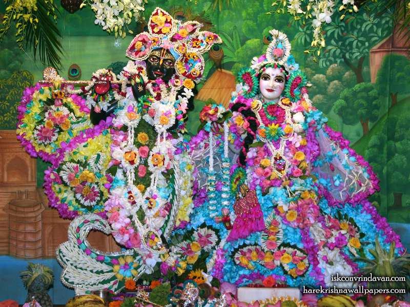 Sri Sri Radha Shyamsundar Wallpaper (007)