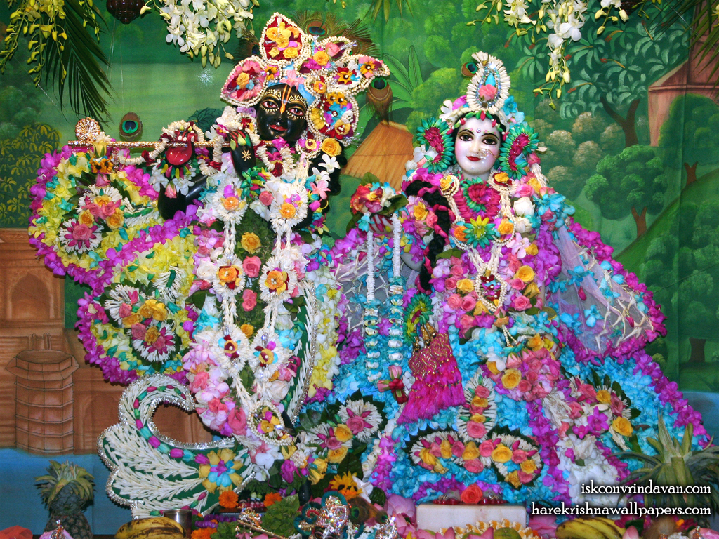 Sri Sri Radha Shyamsundar Wallpaper (007) Size 1024x768 Download