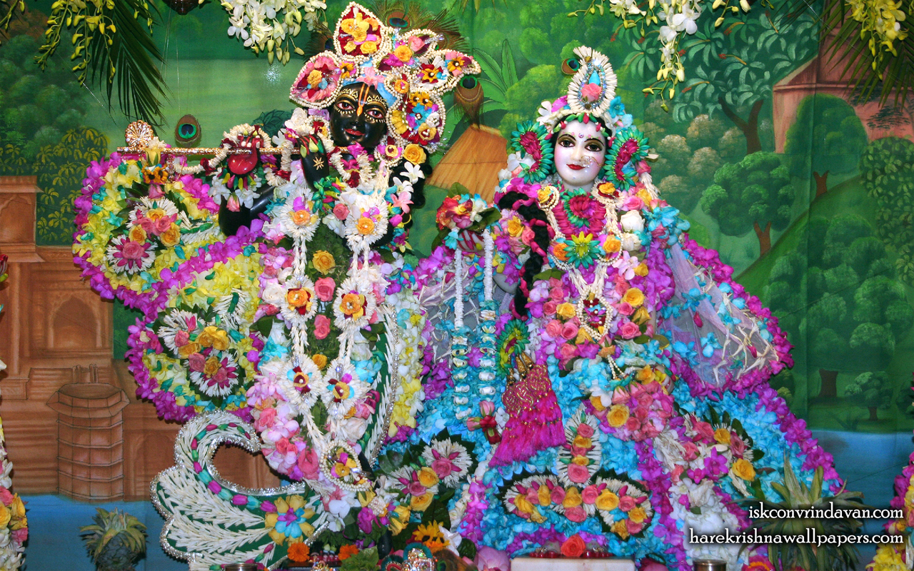 Sri Sri Radha Shyamsundar Wallpaper (007) Size 1280x800 Download