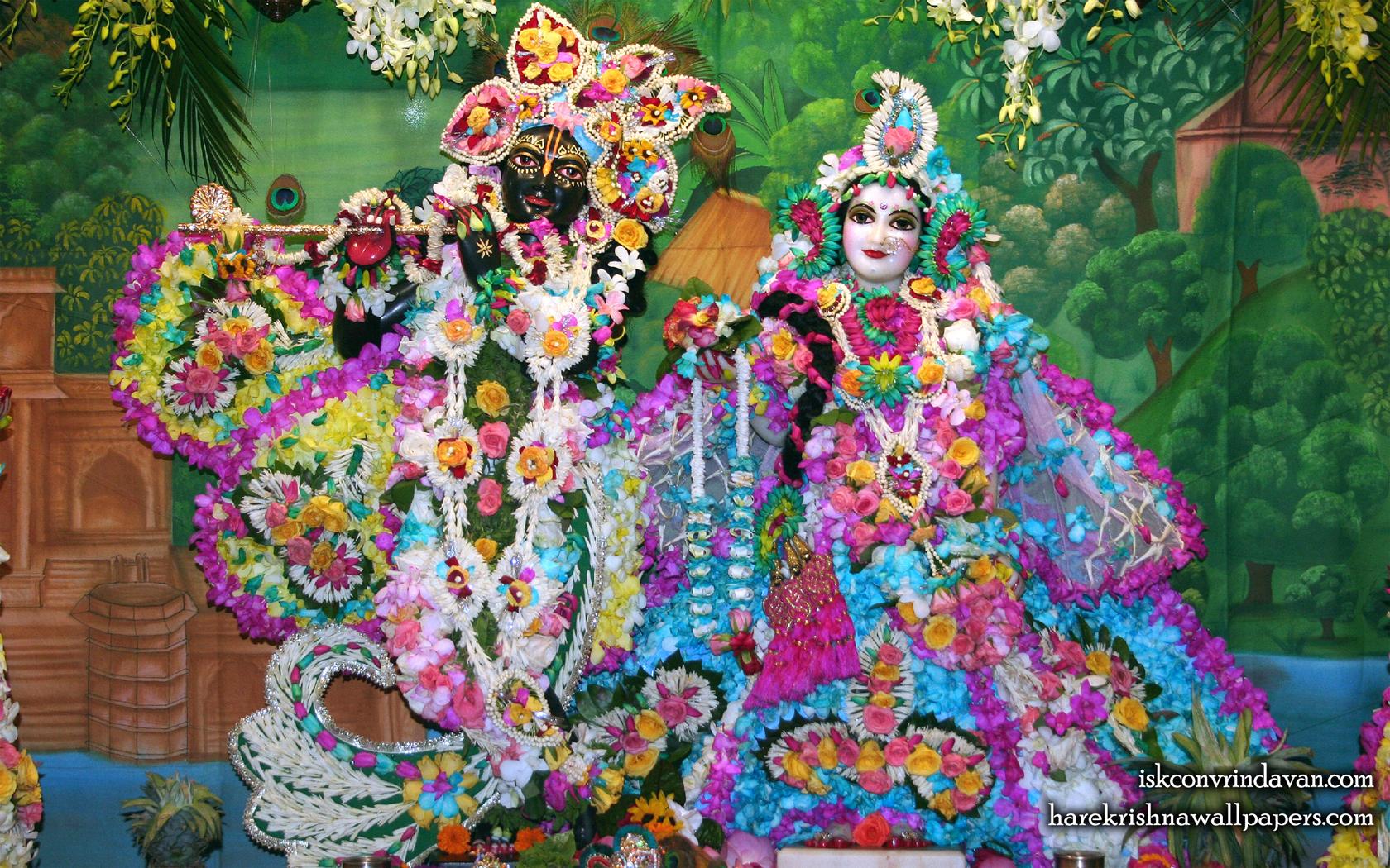 Sri Sri Radha Shyamsundar Wallpaper (007) Size 1680x1050 Download