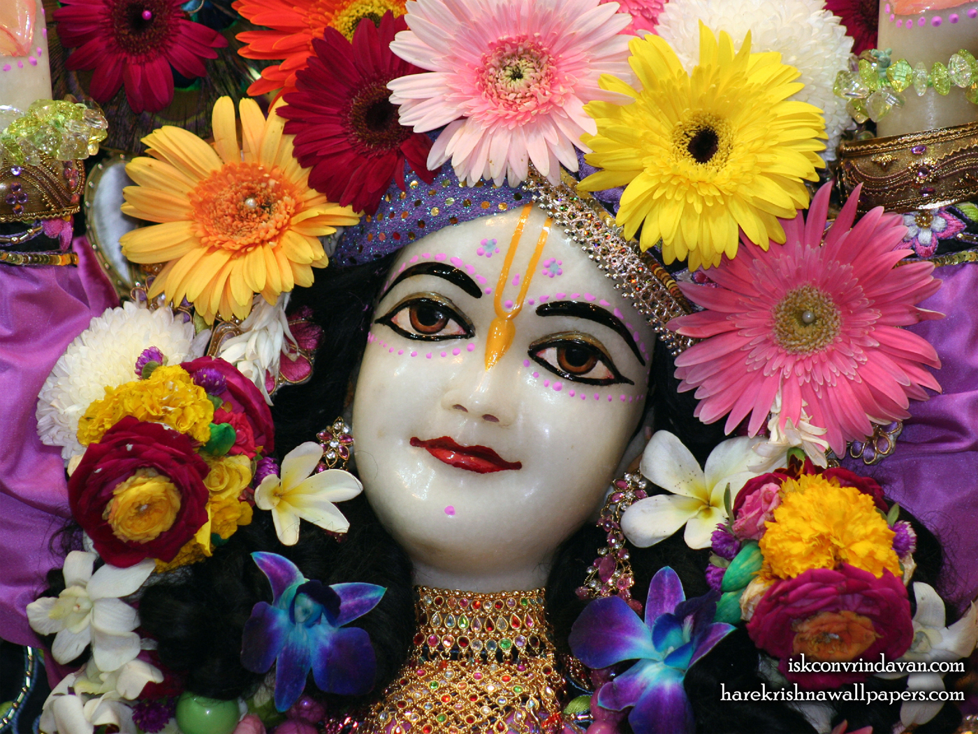 Sri Gaura Close up Wallpaper (008) Size 1400x1050 Download