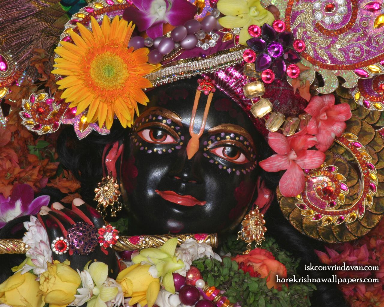 Sri Shyamsundar Close up Wallpaper (008) Size 1280x1024 Download