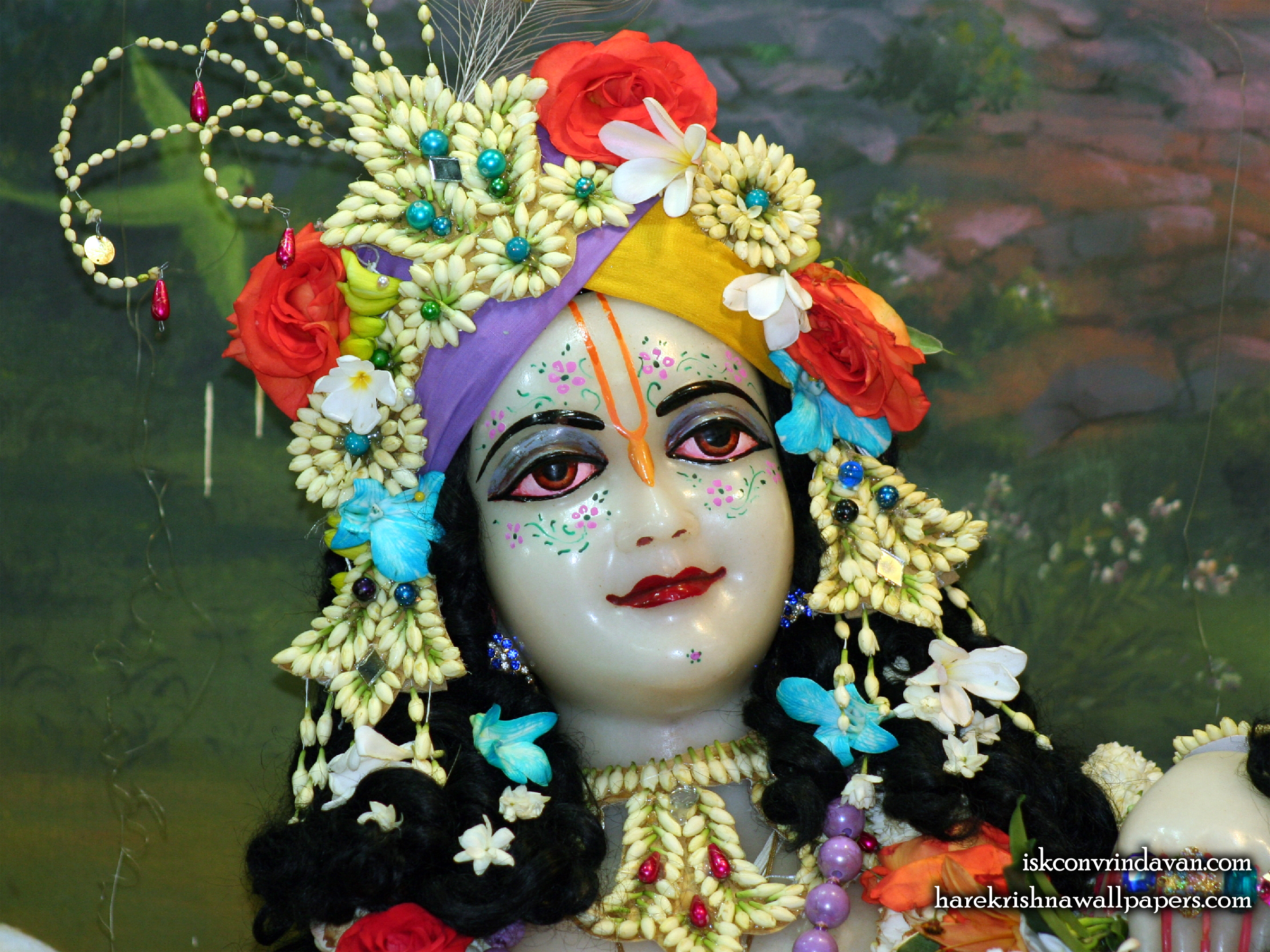 Sri Balaram Close up Wallpaper (009) Size 2400x1800 Download