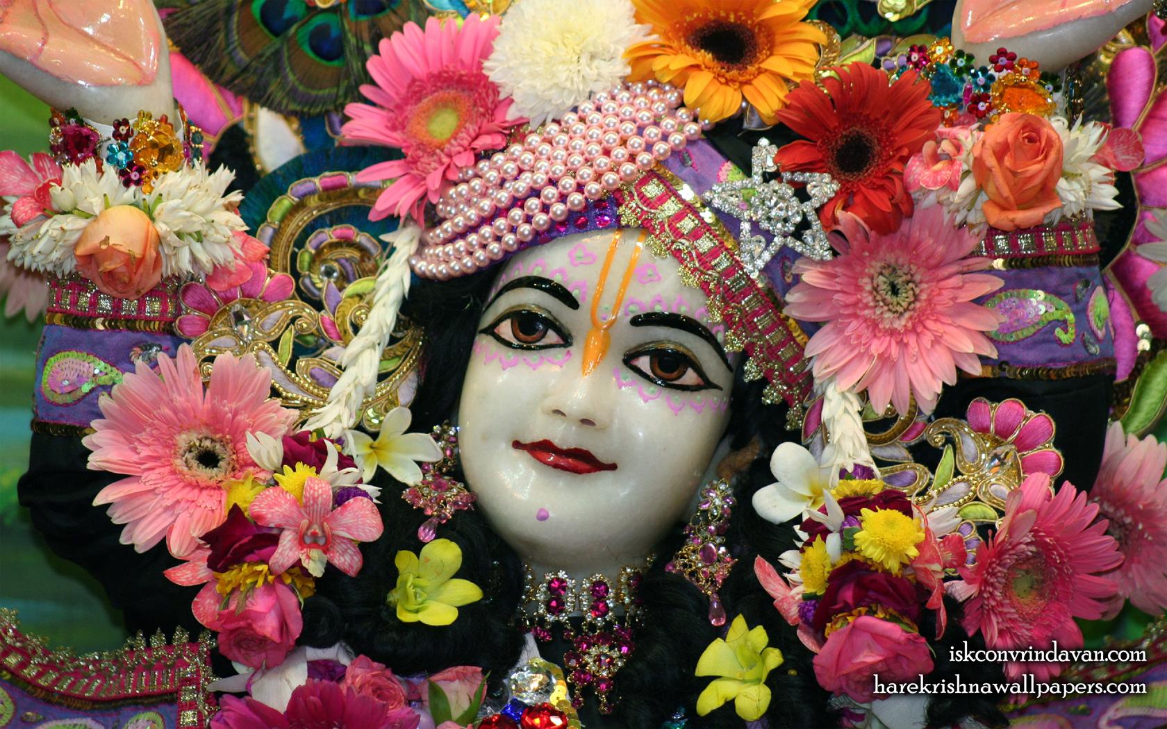 Sri Gaura Close up Wallpaper (009) Size 1680x1050 Download