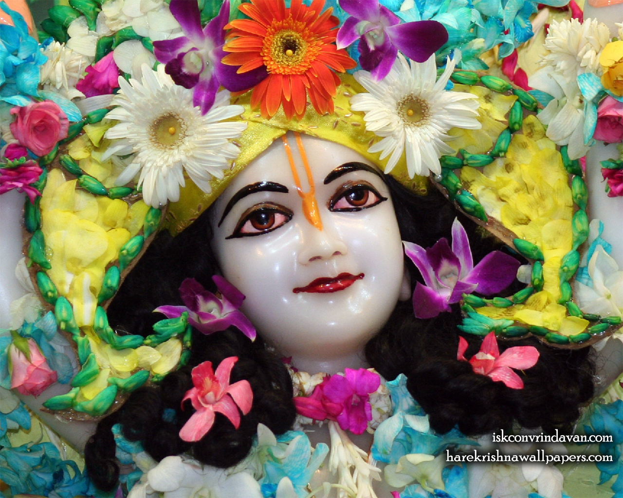 Sri Nitai Close up Wallpaper (009) Size 1280x1024 Download