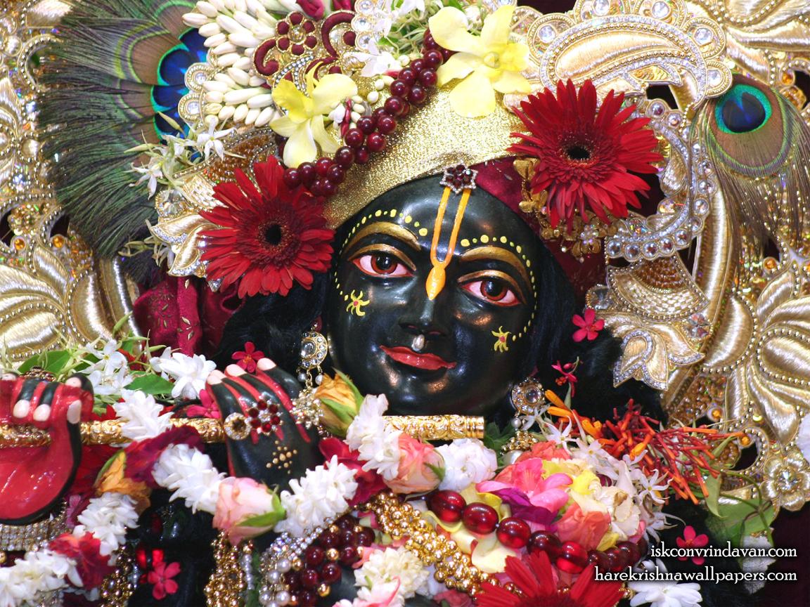 Sri Shyamsundar Close up Wallpaper (009) Size 1152x864 Download