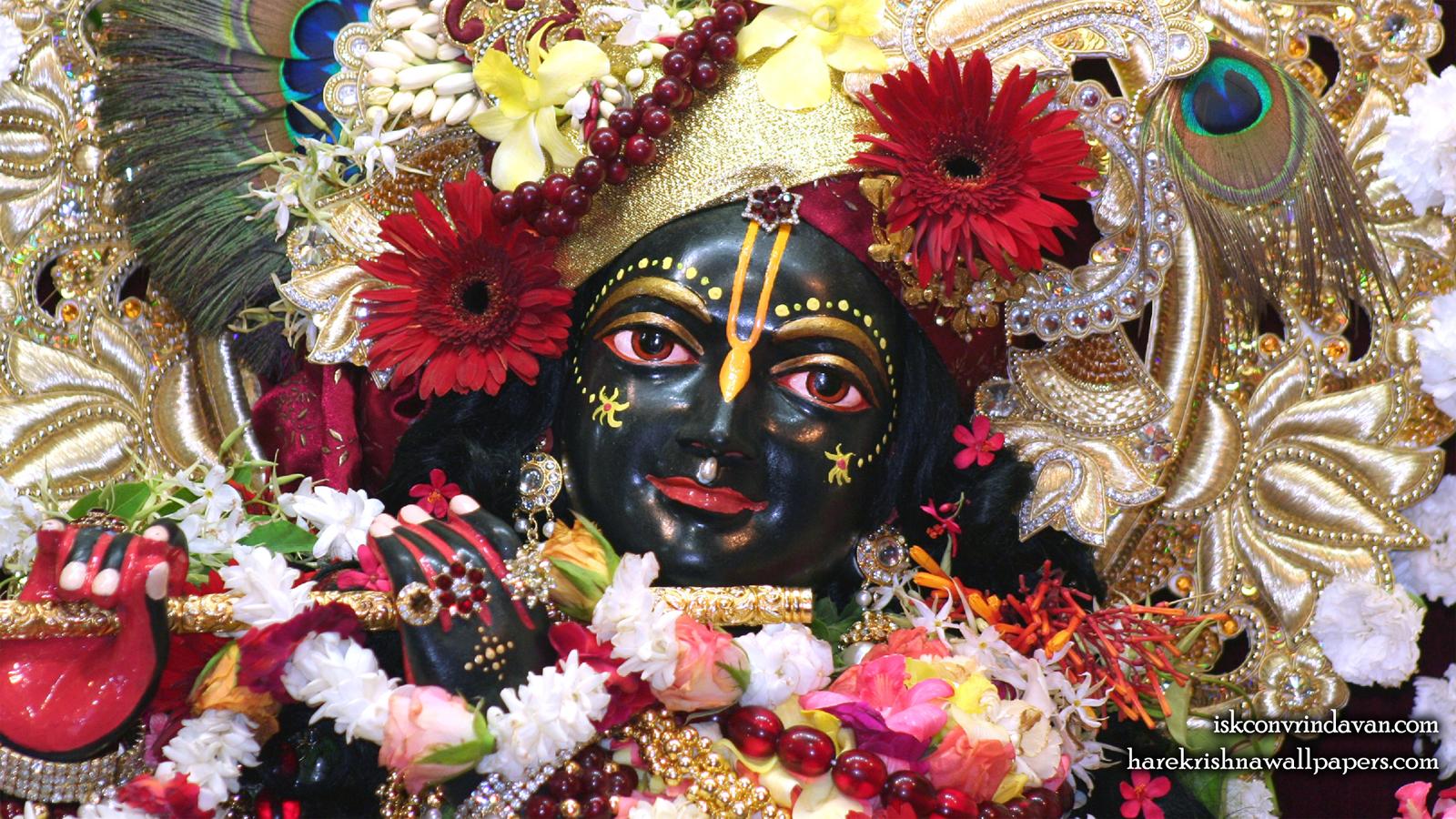 Sri Shyamsundar Close up Wallpaper (009) Size 1600x900 Download