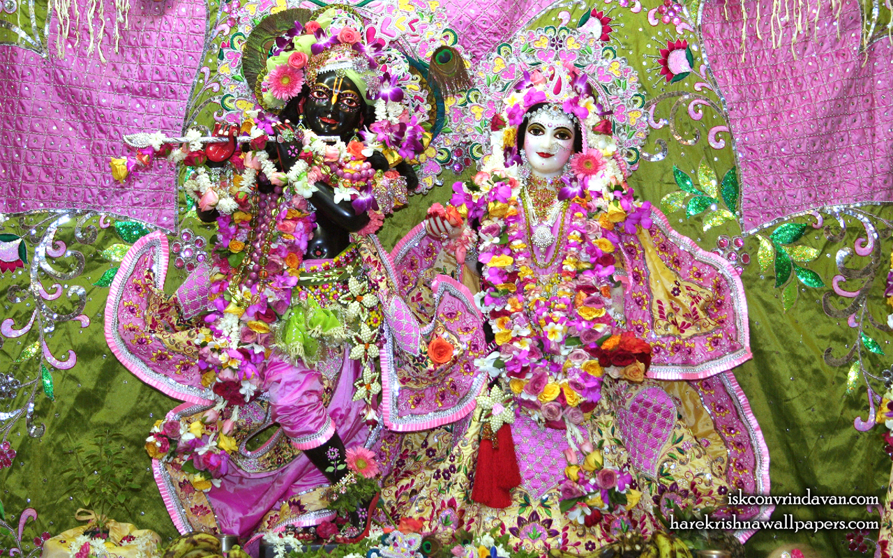 Sri Sri Radha Shyamsundar Wallpaper (009) Size 1280x800 Download