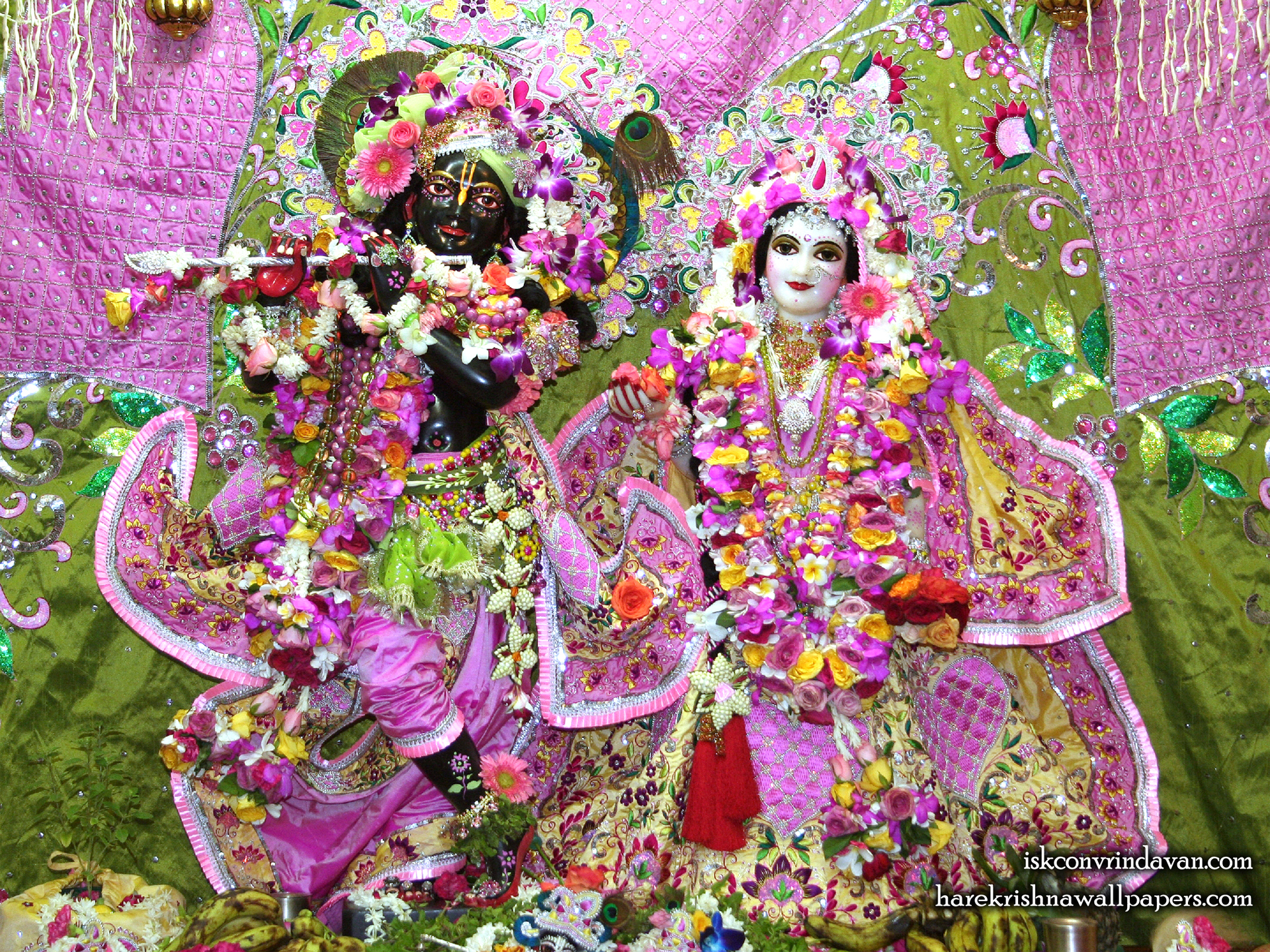 Sri Sri Radha Shyamsundar Wallpaper (009) Size 1920x1440 Download