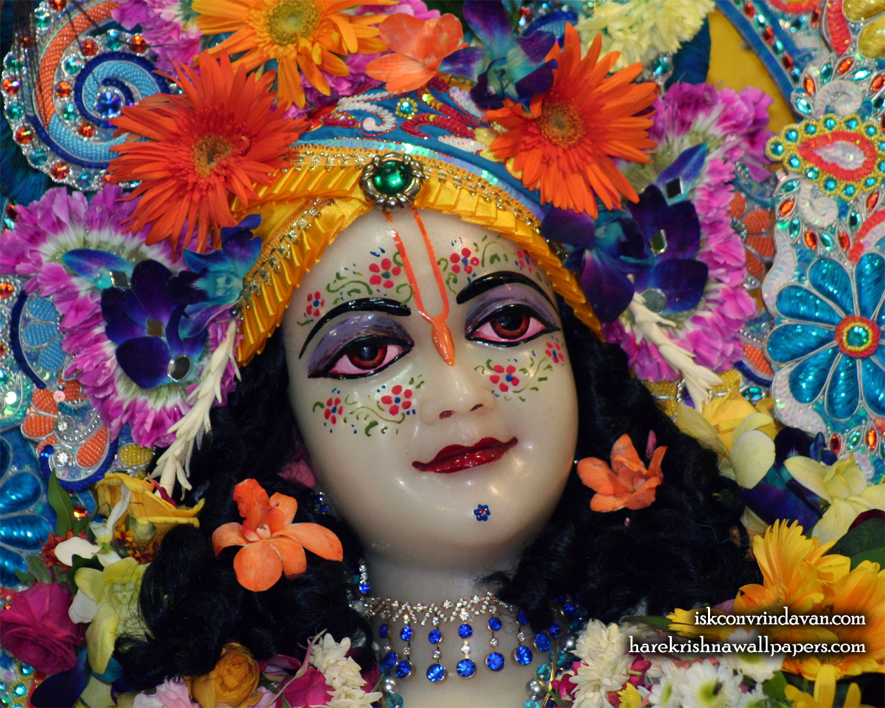 Sri Balaram Close up Wallpaper (010) Size 1280x1024 Download