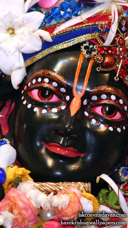 Sri Shyamsundar Close up Wallpaper (010) Size 450x800 Download