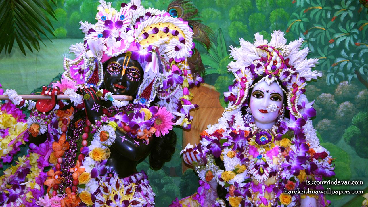 Sri Sri Radha Shyamsundar Close up Wallpaper (010) Size1280x720 Download