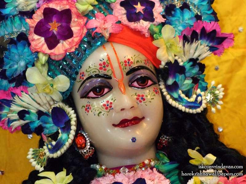 Sri Balaram Close up Wallpaper (011)