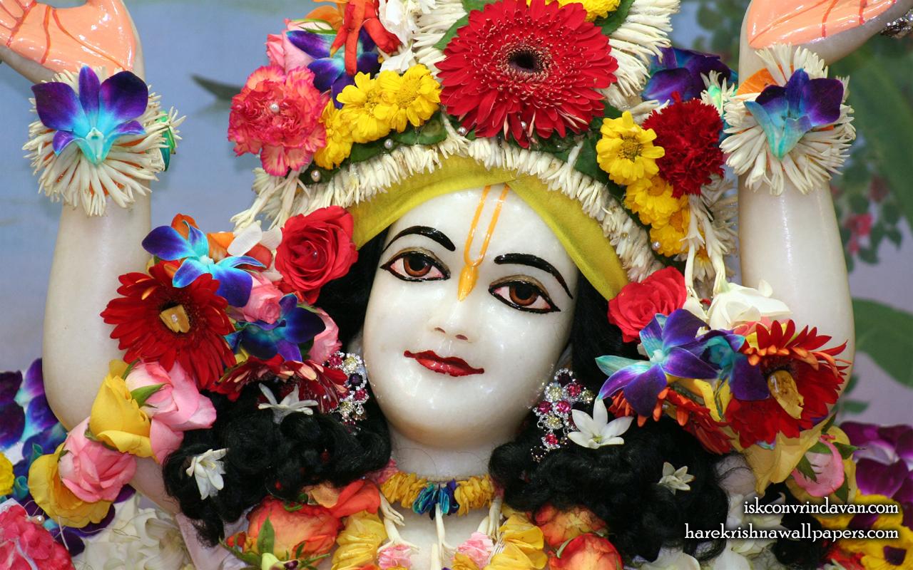 Sri Gaura Close up Wallpaper (011) Size 1280x800 Download