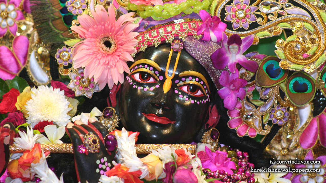 Sri Shyamsundar Close up Wallpaper (011) Size1280x720 Download