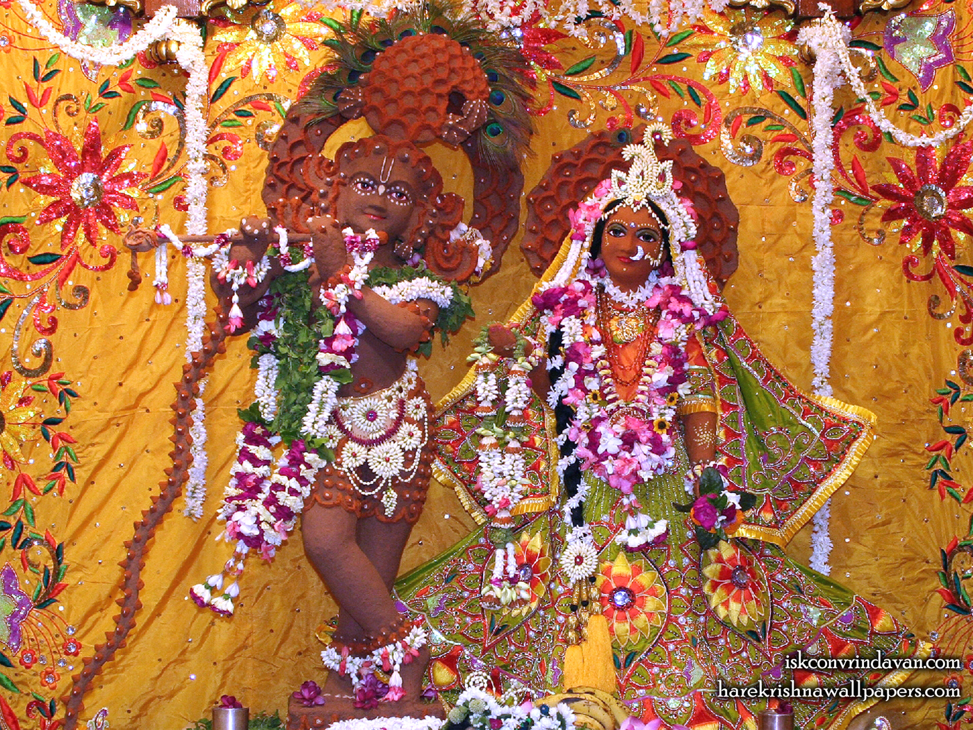 Sri Sri Radha Shyamsundar Wallpaper (011) Size 1400x1050 Download