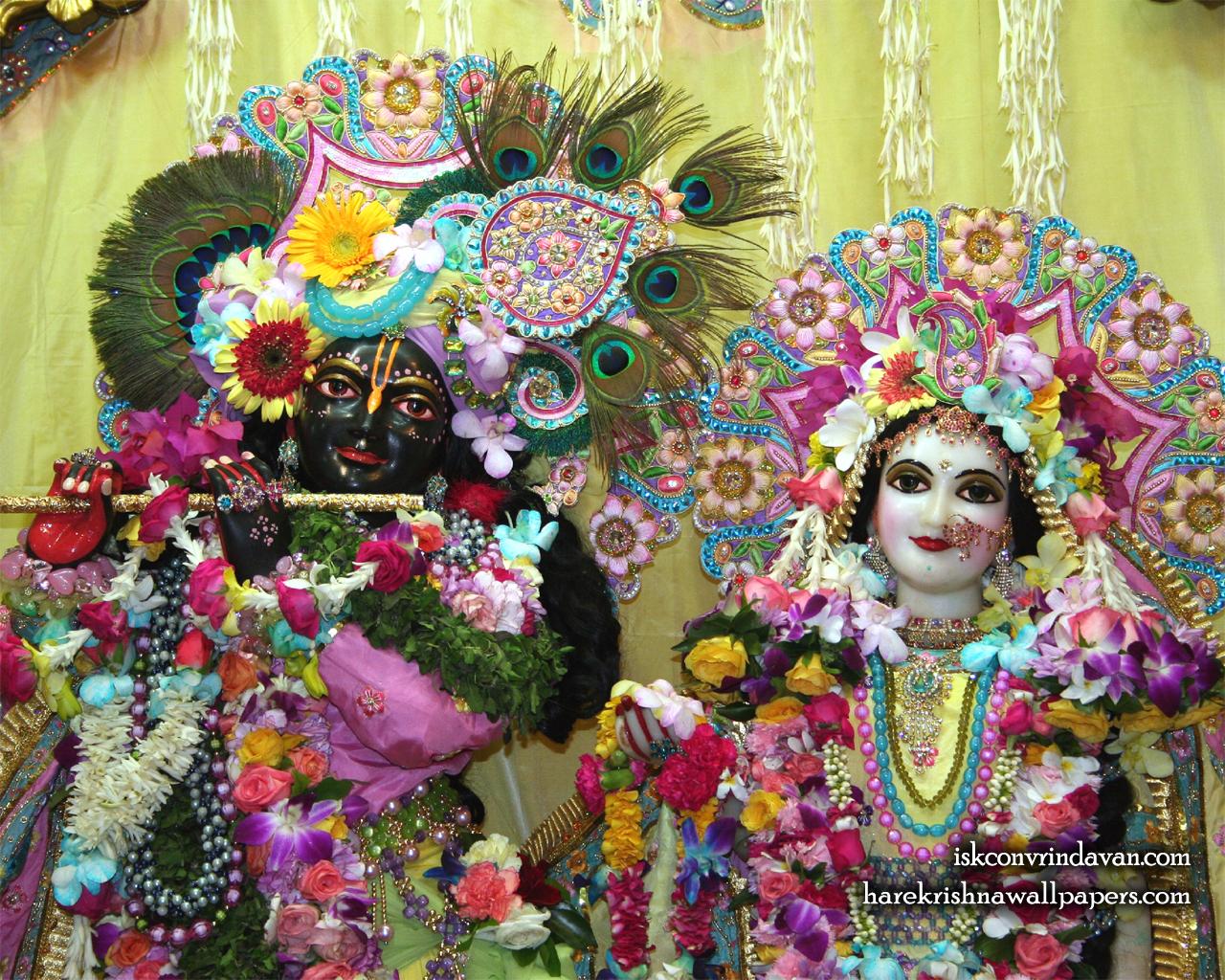 Sri Sri Radha Shyamsundar Close up Wallpaper (011) Size 1280x1024 Download