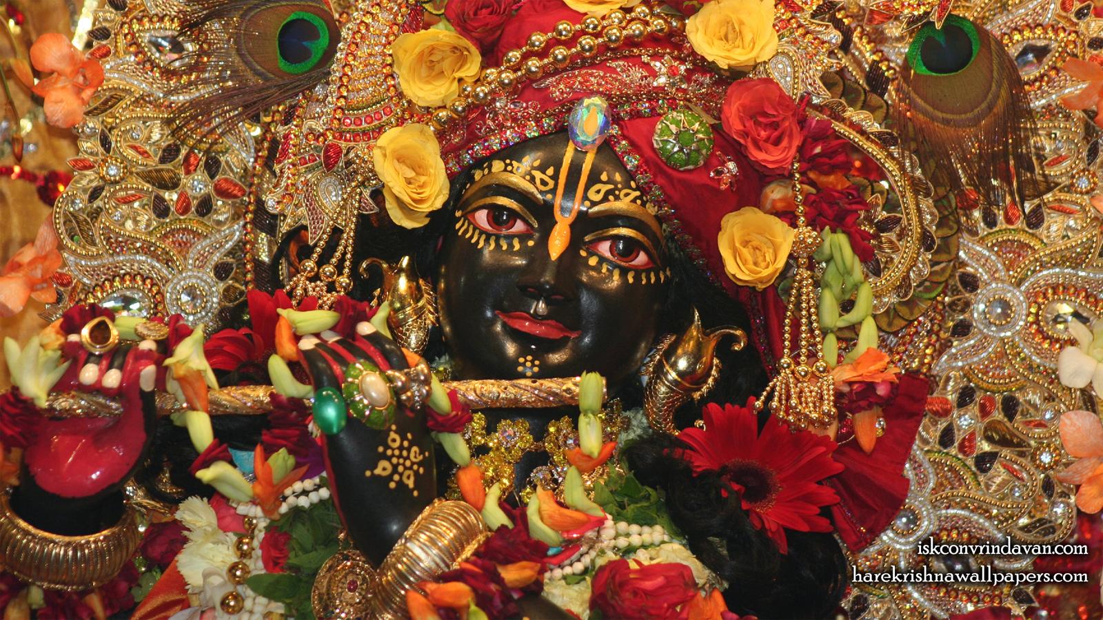 Sri Shyamsundar Close up Wallpaper (012) Size 1600x900 Download