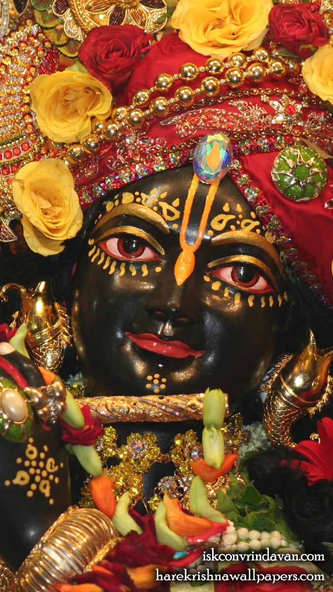 Sri Shyamsundar Close up Wallpaper (012) Size 675x1200 Download