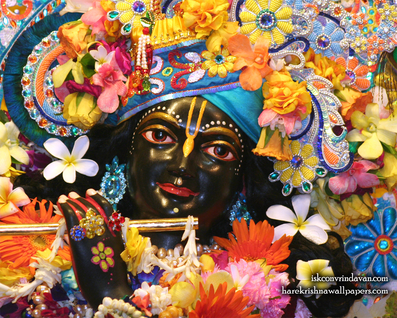 Sri Shyamsundar Close up Wallpaper (013) Size 1280x1024 Download